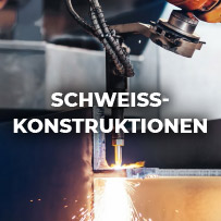 Gelso Outsourcing und Engineering, Schweißkonstruktionen