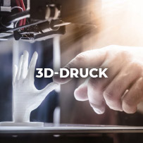 Gelso Outsourcing und Engineering, 3D-Druck