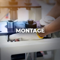 Gelso Outsourcing und Engineering, Montage
